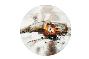 Acrylic painting 70 X 70 cm