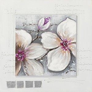 Peinture acrylique 70 X 70 cm